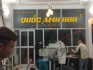 Làm Biển quảng cáo chữ nổi Hà Nam
