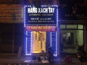Biển quảng cáo chữ nổi Hà Nam