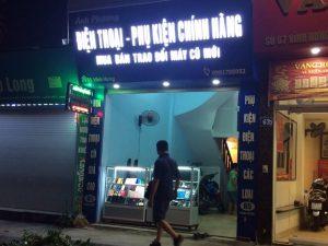 Biển quảng cáo tại Hà Nam