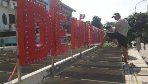 Thi công biển quảng cáo chữ nổi tại Hà Nam